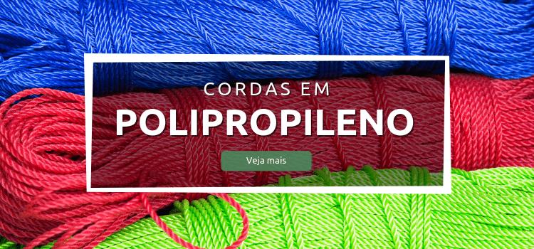 Cordas Polipropileno