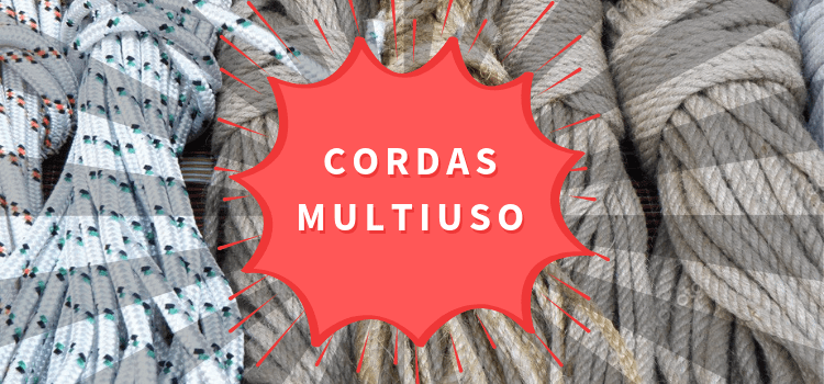 Cordas Multiuso