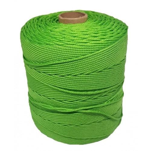 Corda Trançada de Polipropileno Verde Pistache 3,0 mm